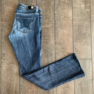People's Liberation 'Cloey Super Low Rise' Jeans